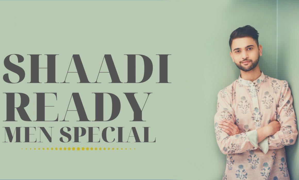 Shaadi ready with Jainam Vora - Vishakha Sodha