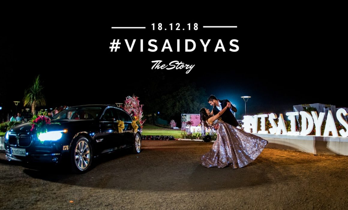 Vi Said Yas – The story - Vishakha Sodha
