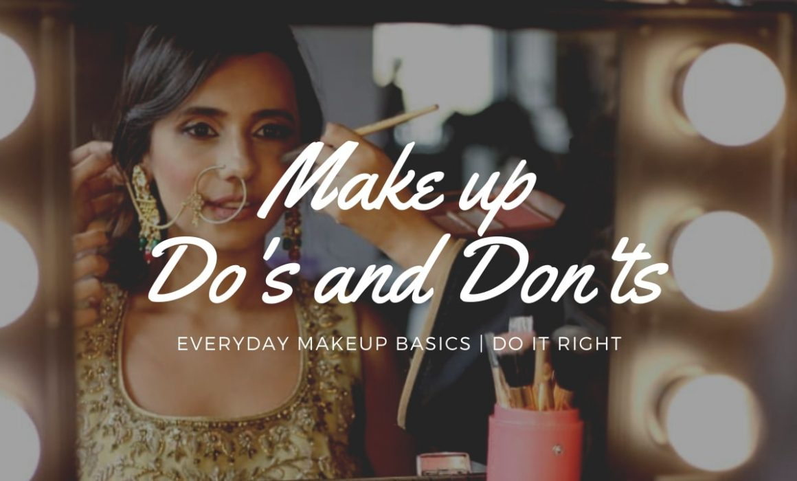 Makeup 101 - a perfect read - Vishakha Sodha