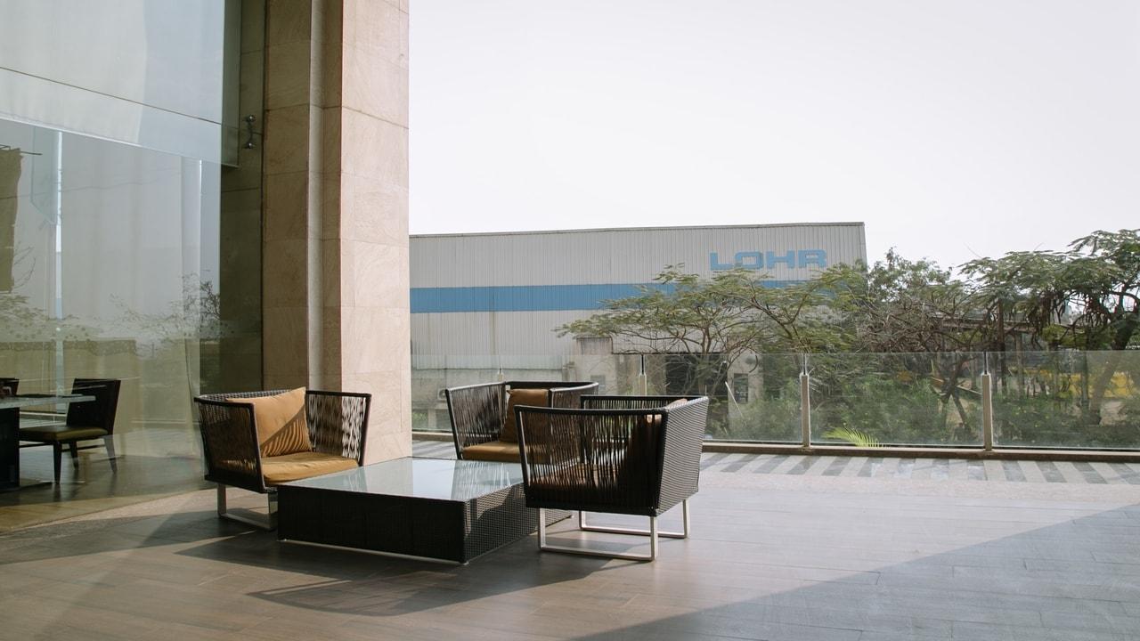 Courtyard by Marriott's Beautiful Property - Vishakha Sodha