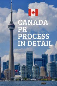 Canada PR Visa Procedure