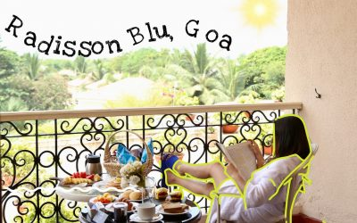4 Reasons that make Radisson Blu, Goa the perfect choice - Vishakha Sodha