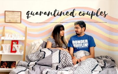 Quarantined couple untold & unseen stories - Vishakha Sodha