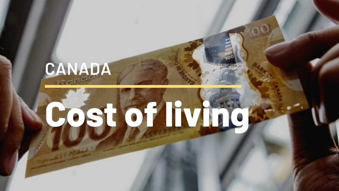 Canada cost of living