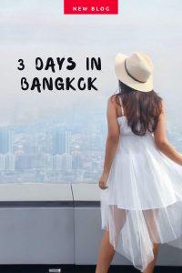 Discovering the most fascinating city Bangkok   3 days itinerary - Vishakha Sodha